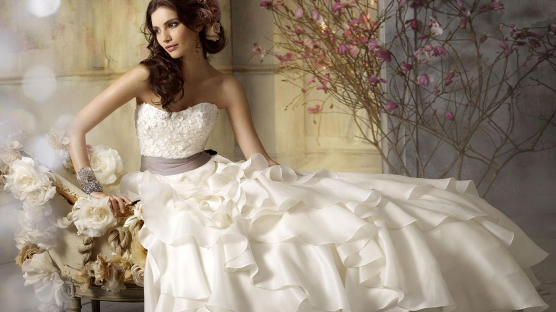 The Beautiful Bride Wedding Dress 109
